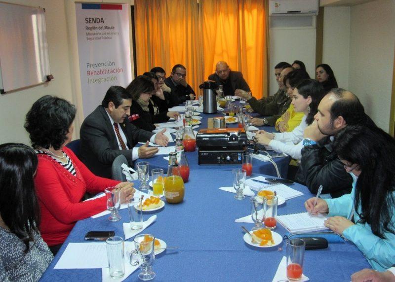Comunas de la Región Metropolitana reciben orientaciones 2013