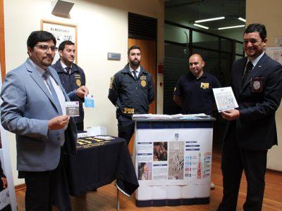 PDI Y SENDA Antofagasta lanzaron campaña preventiva del consumo de  Cocaína Base