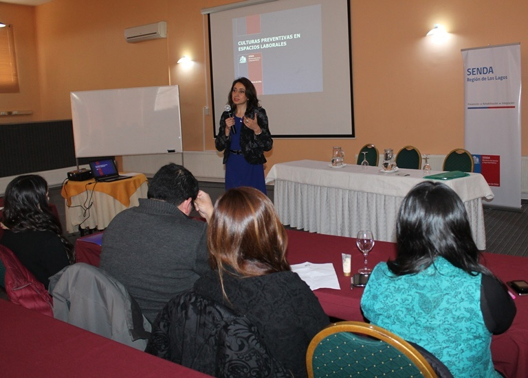 Organizaciones públicas y privadas de la región participaron en Seminario de Buenas Prácticas Laborales