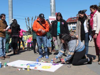 Centros de tratamiento participan en feria por el Día Mundial de la Salud Mental