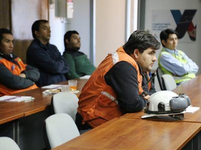 Realizan controles preventivos a conductores de buses de La Serena
