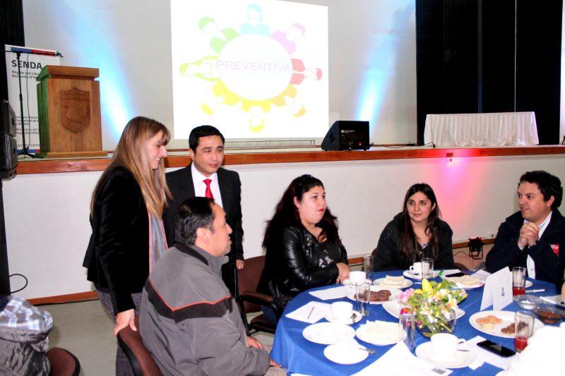 Con iniciativas preventivas, colegio de Arica celebró Día de la Convivencia Escolar
