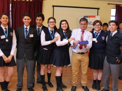 Liceo de Música se coronó campeón del Zonal Norte de Debates Senda realizado en Arica