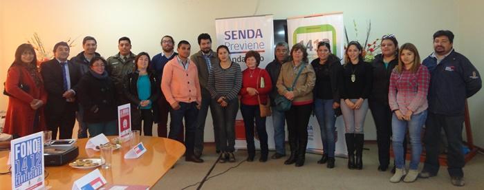 Mesa Comunal de Drogas define plan de acción en Andacollo