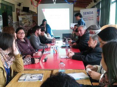 Mesa comunal define estrategias para prevenir las drogas y el alcohol