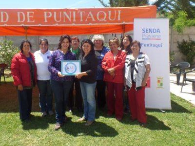 Capacitan a integrantes de la Mesa Comunal de la Mujer en Punitaqui