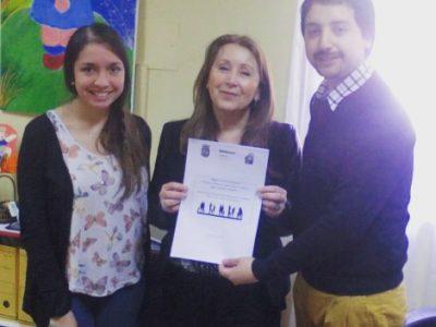 """SENDA Previene Panguipulli realiza concurso de pintura """"Pintando en familia. Me cuido, te cuido, nos cuidamos"""""""