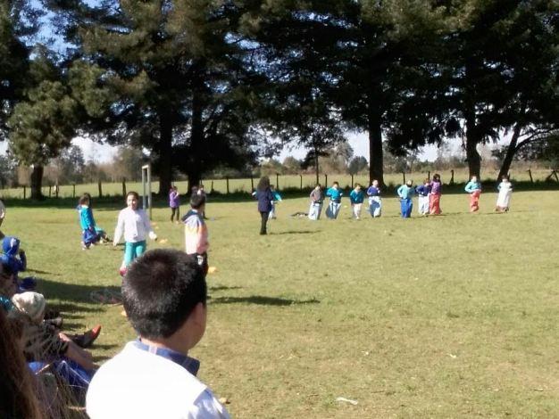 Senda Previene Paillaco celebró con Escuela Nueva Aurora el Día de la Chilenidad