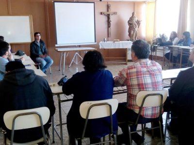 SENDA Lanco promueve capacitaciones a docentes mediante el establecimiento de redes