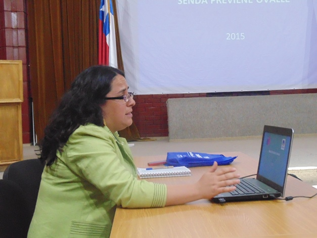 Sesiona el Consejo Comunal de Seguridad Pública en Ovalle