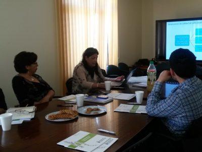 Presentan resultados de programa TCV en la Municipalidad de Monte Patria