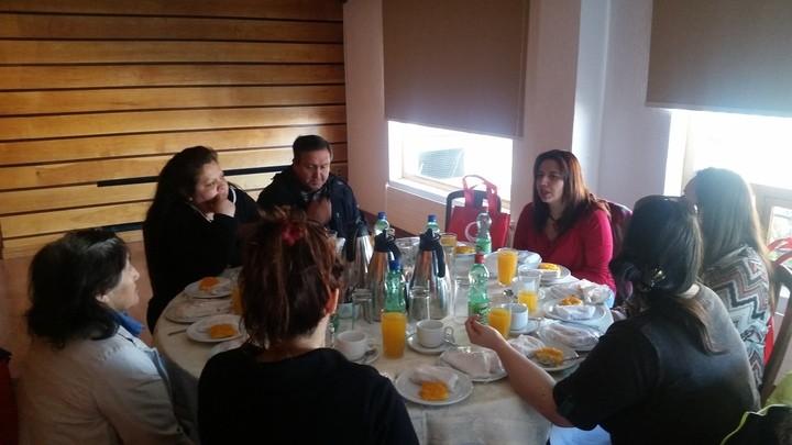 Senda realiza jornada de inducción al Consejo de la sociedad civil