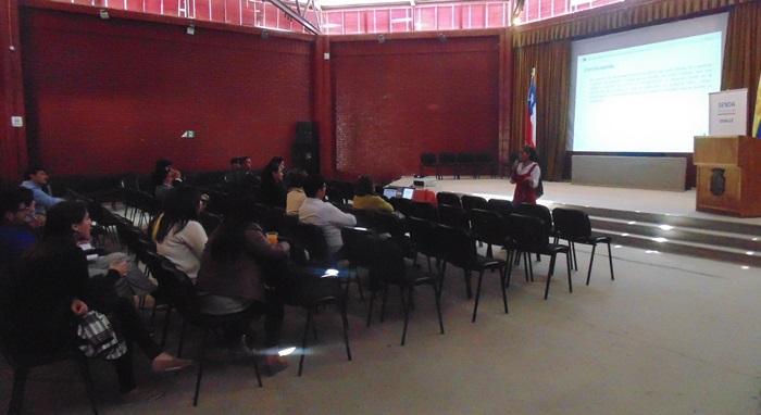Sesiona la Comisión Comunal de Alcohol y Drogas en Ovalle