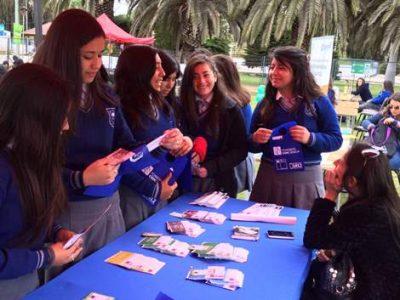 Previene La Serena participa en primer encuentro de adolescentes