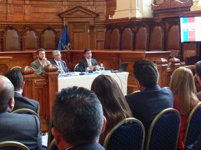 Director de SENDA relevó trabajo intersectorial en Tribunales de Tratamiento de Drogas