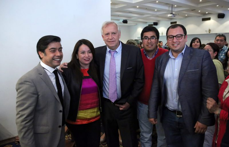 Ministro Jorge Burgos y director de SENDA participaron en cierre de encuentro nacional de equipos comunales Previene