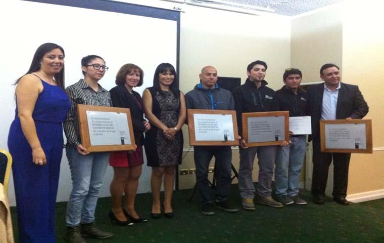 Organizaciones del sector público y privado participaron en Seminario Laboral de SENDA