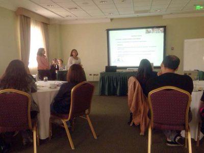 Equipos de tratamiento para adolescentes participaron en jornada de Integración Socialde SENDA