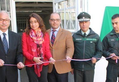 Inauguran Centro de Tratamiento en Adicciones en Centro de Cumplimiento Penitenciario de Osorno
