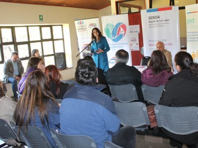 Municipalidad de Puerto Montt y Senda Los Lagos realizan lanzamiento oficial del programa DIT