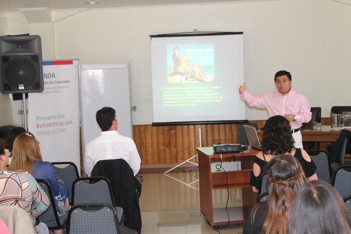 Chile Previene en la Escuela llega a 20 colegios de Tarapacá