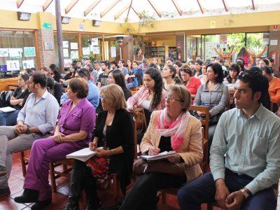 Senda capacita a Red Intersectorial de Salud Mental de Rancagua