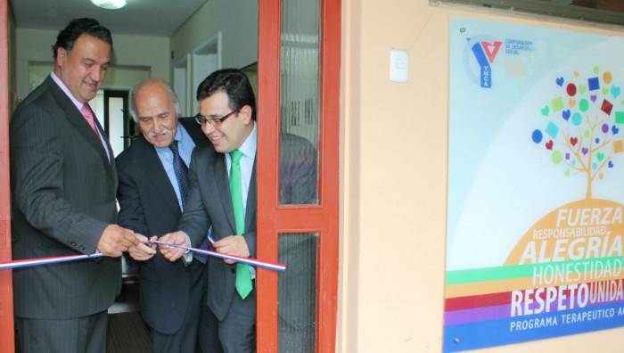 SENDA Biobío y Asociación Cristiana de Jóvenes Inauguran programa de Rehabilitación para población en libertad vigilada