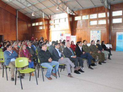"""Autoridades y Comunidad de Nontuelà lanzaron Proyecto """"Actuar en el Territorio: Prevenir en la Comunidad"""""""