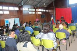 Colegio de San Pedro de La Paz es certificado en prácticas preventivas