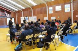 SENDA certificó prácticas preventivas de escuela de Pucón