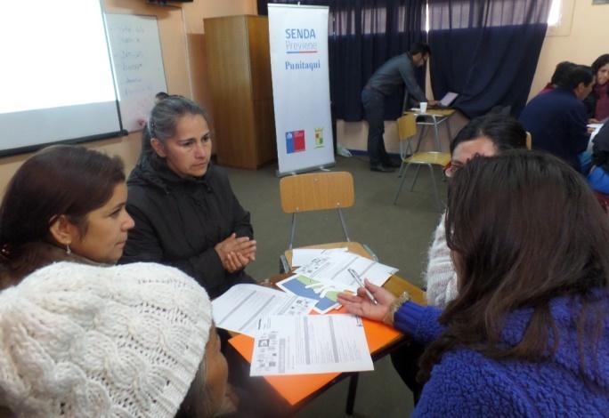 En Punitaqui difunden la nueva campaña «Empezar a Conversar»