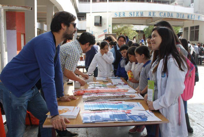Director regional SENDA destaca inversión realizada en Programa Previene en comunas