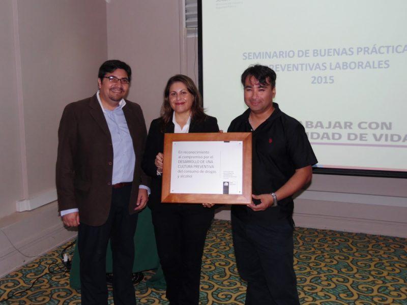Organizaciones de la región participan en Seminario de Buenas Prácticas Laborales