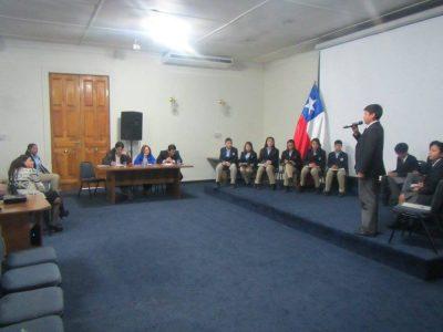 Con éxito finalizan debates estudiantiles en Calama