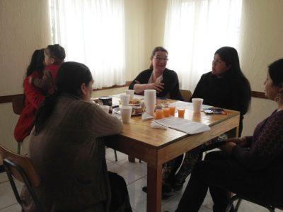 Capacitan en habilidades preventivas parentales a padres y apoderados de Sala Cuna y Jardín Infantil Ensueño de Valdivia