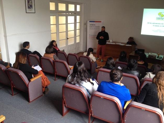 Realizan en La Serena primer Microzonal de Tratamiento
