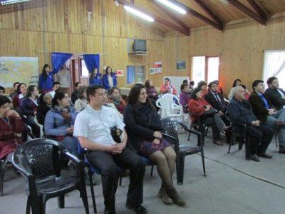 En Neltume lanzaron proyecto preventivo Actuar en el Territorio