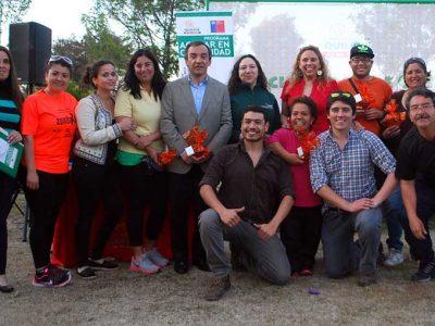 """""""Actuar en Comunidad"""" se lanza en Quilpué con activa participación de la Comunidad"""