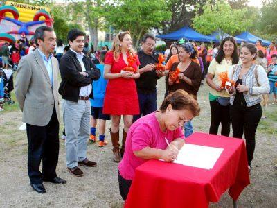 Certifican a cinco escuelas de Arica como espacios preventivos