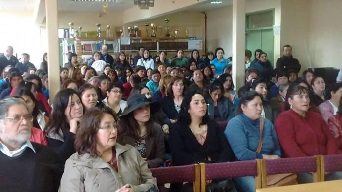 Senda Previene Paillaco realizó charla preventiva a padres y apoderados del Liceo Rodulfo A. Philippi