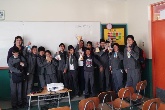 Realizan curso de formación preventiva en alcohol en Chañaral