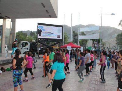 Más de 100 personas llegan al lanzamiento de campaña de Senda