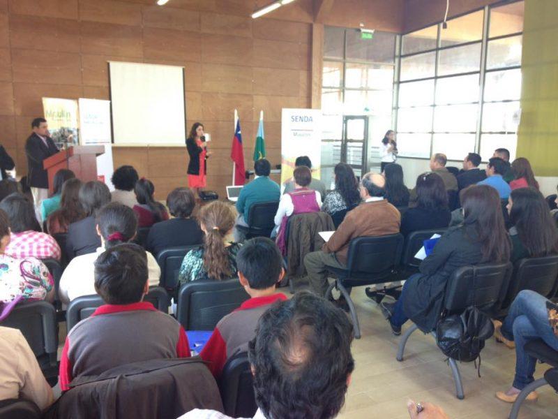 En Puerto Montt y Maullín abordaron los riesgos del consumo de alcohol y marihuana