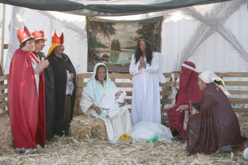 """Familias andinas disfrutaron la """"Navidad en Tu Barrio"""""""