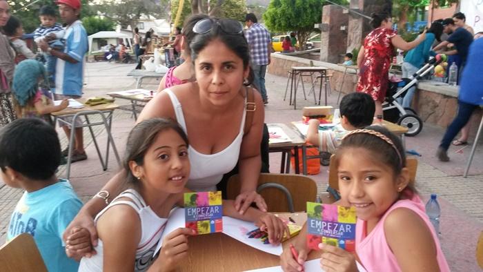 En Monte Patria disfrutan del Parque para la Familia