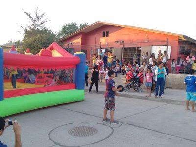 Calingasta vivió una fiesta preventiva