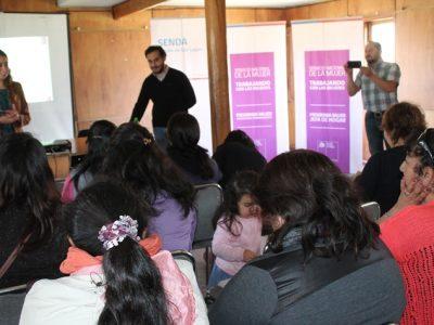 Liceo Lipegüe ganó concurso radial de SENDA en Los Lagos