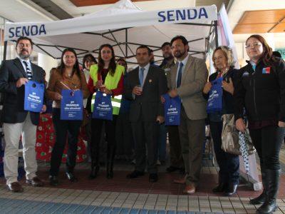 Autoridades regionales hicieron un llamado a celebrar con responsabilidad