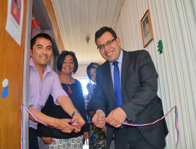 SENDA Biobío y Mirabal inauguran el primer centro de tratamiento femenino exclusivo para en la región