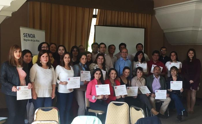 Realizaron taller de Coaching a organizaciones que implementan programa preventivo